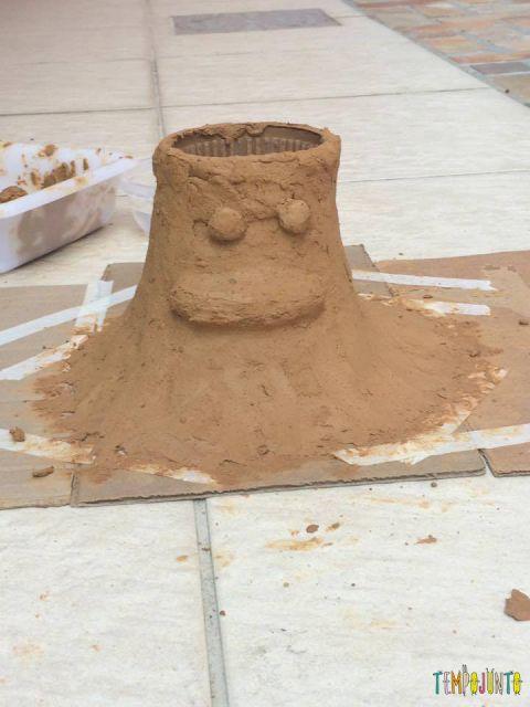 esculturas-de-argila-vulcao
