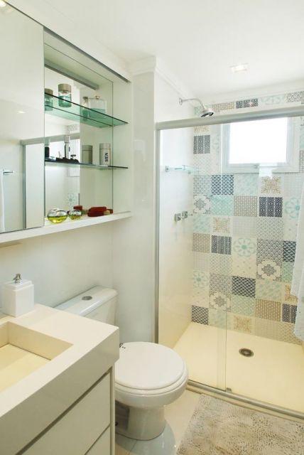 Espelhos para banheiro modelos, preços e fotos inspiradoras! -> Decoracao Banheiro Atual