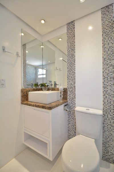 Tamanho De Espelho Banheiro : Espelhos para banheiro modelos pre?os e fotos inspiradoras