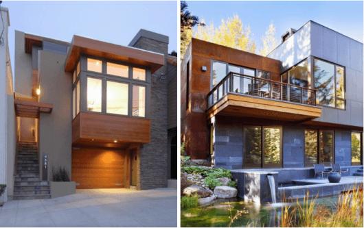 fachadas-residenciais-de-madeira-ideias