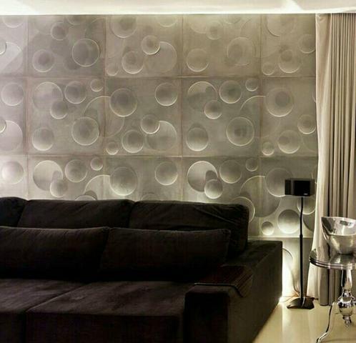 revestimento para parede da sala