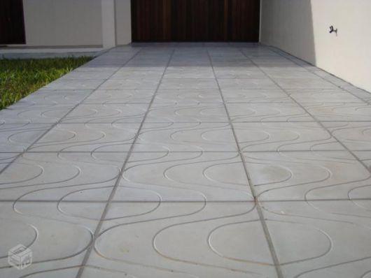 Piso de concreto o que vantagens pre o tipos e 40 fotos for Pisos para escaleras de concreto