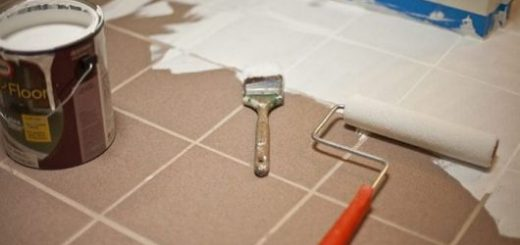 como pintar piso