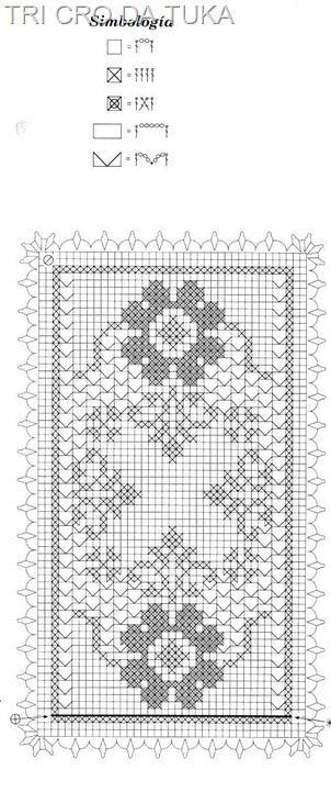 gráfico com flor