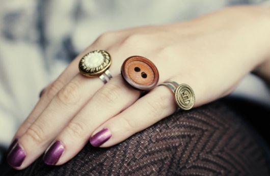 artesanato-com-botoes-aneis