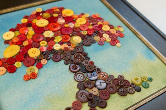 artesanato-com-botoes-ideias-de-quadros