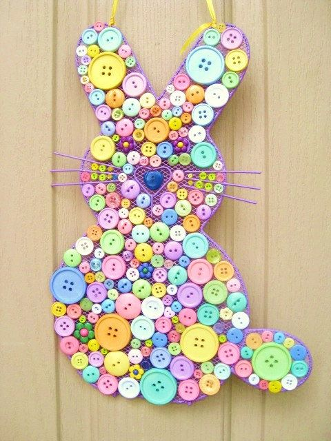 artesanato-com-botoes-quadro-infantil