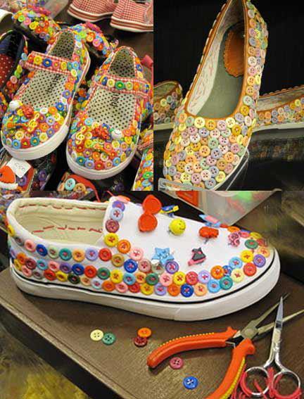 artesanato-com-botoes-roupas