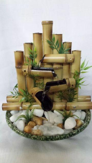 decoração com plantas artificiais
