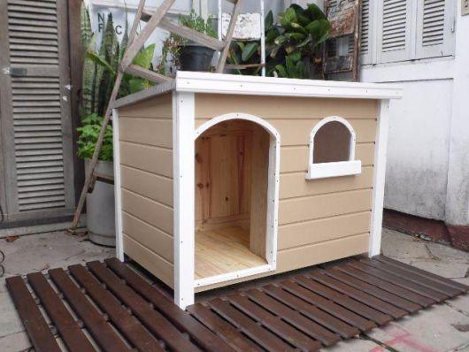 casinha pequena pintada
