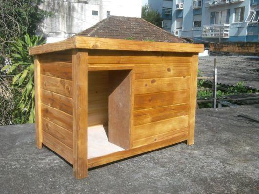 casinha pequena e simples