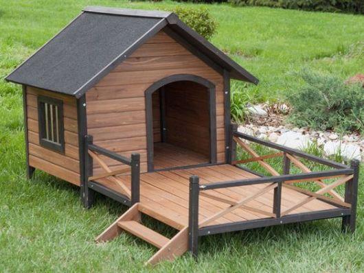 casa com varanda aberta