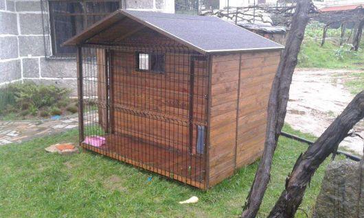 casinha com varanda