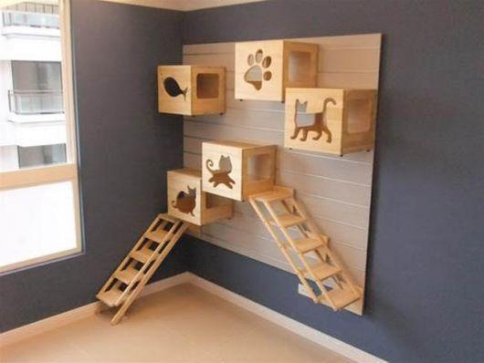 casas-para-gatos-mdf-ideias