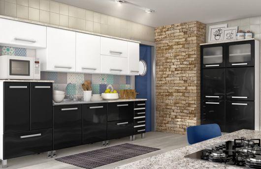 cozinha grande projeto