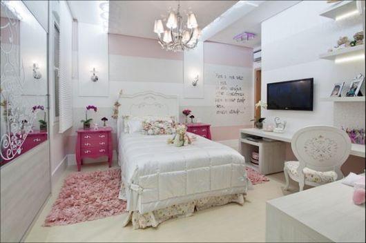 criado mudo pink