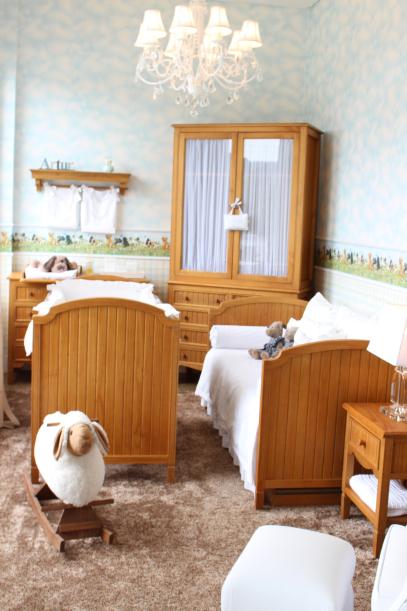 móveis quarto de bebê