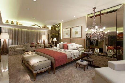 quarto de luxo