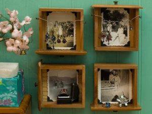 nicho de gaveta para porta retrato