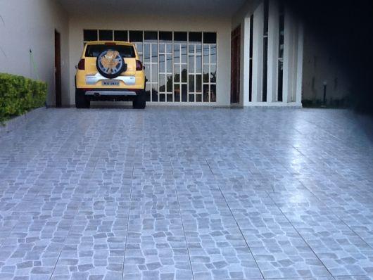 piso garagem