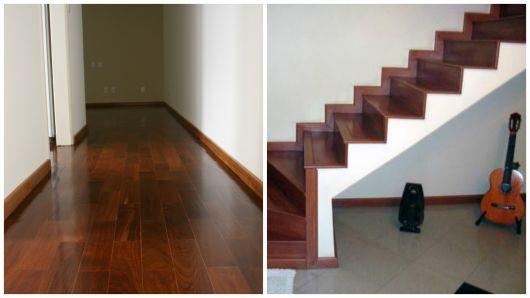 diferente e combinando com o piso