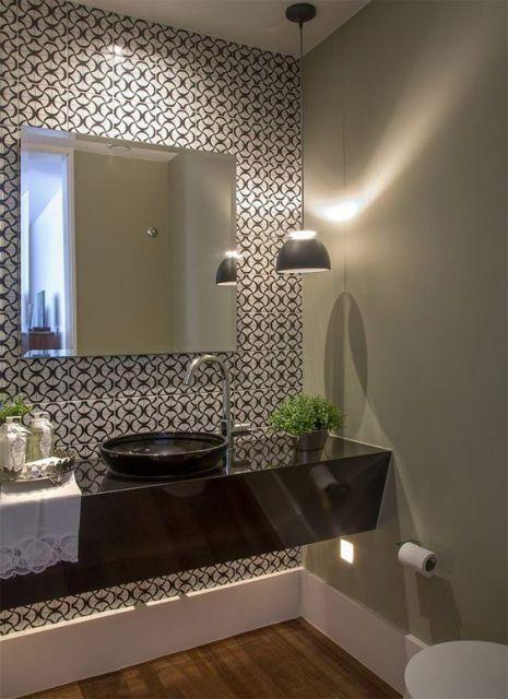 lustre banheiro