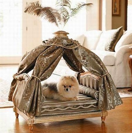 cama luxuosa