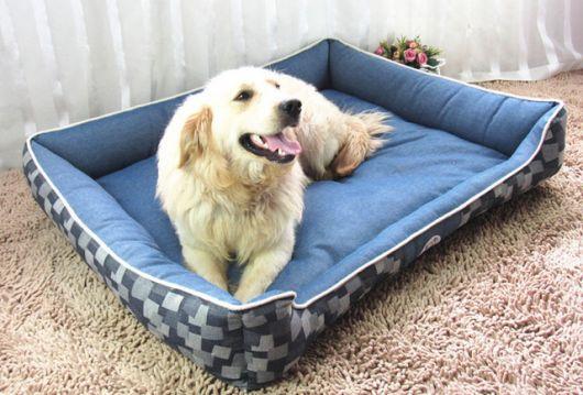 cama de espuma