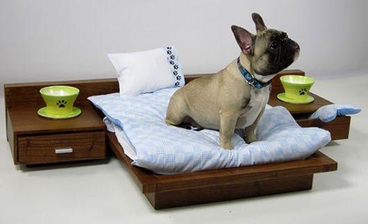 cama cachorro miniatura