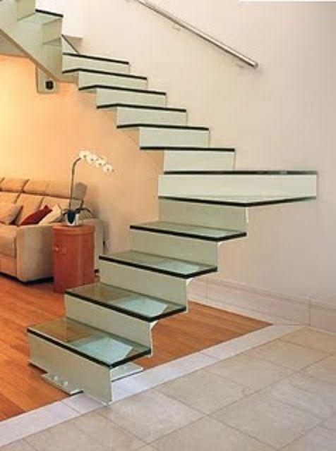 escada simples alumínio