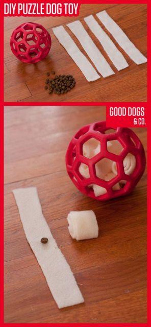 como fazer brinquedo simples