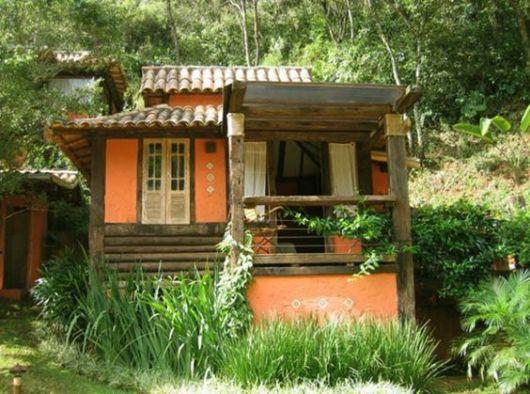fachada casa simples