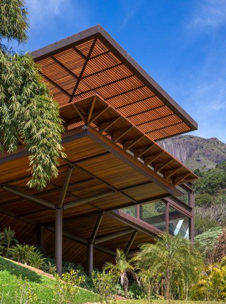 jardim casa montanha