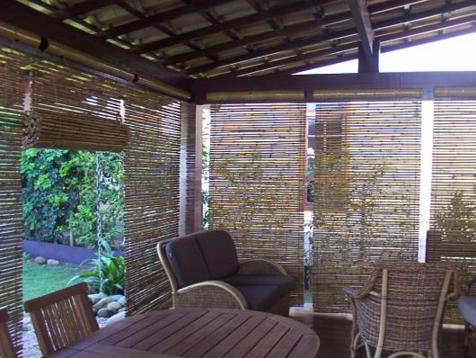 Cortina de bambu modelos dicas de como usar e pre os - Cortina de bambu ...