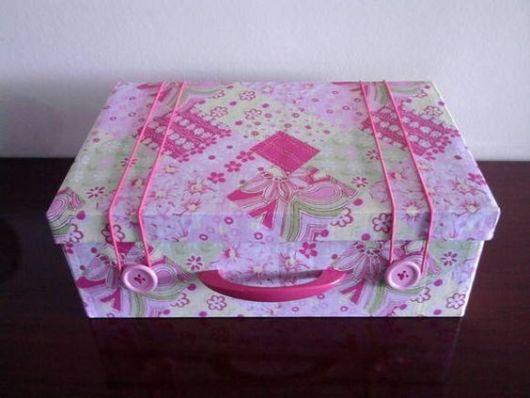 maleta caixa de sapato