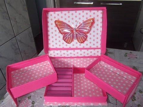 decorado com borboleta