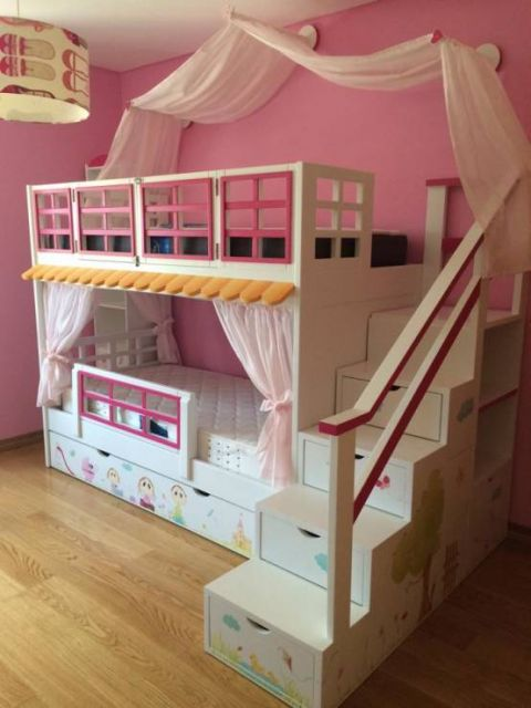 treliche casinha menina