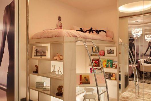 quarto decoração bailarina