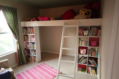 cama quarto infantil