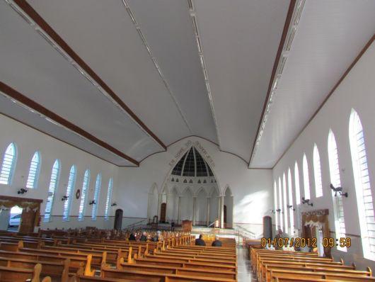 forro igreja