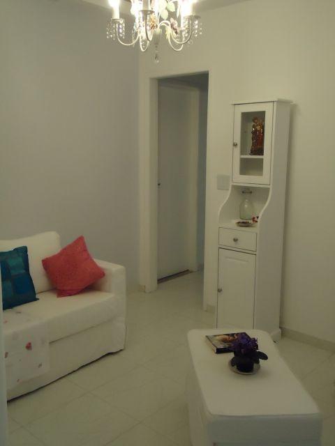 móveis brancos decoração