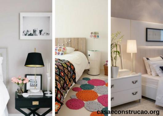 abajures simples para quarto de casal