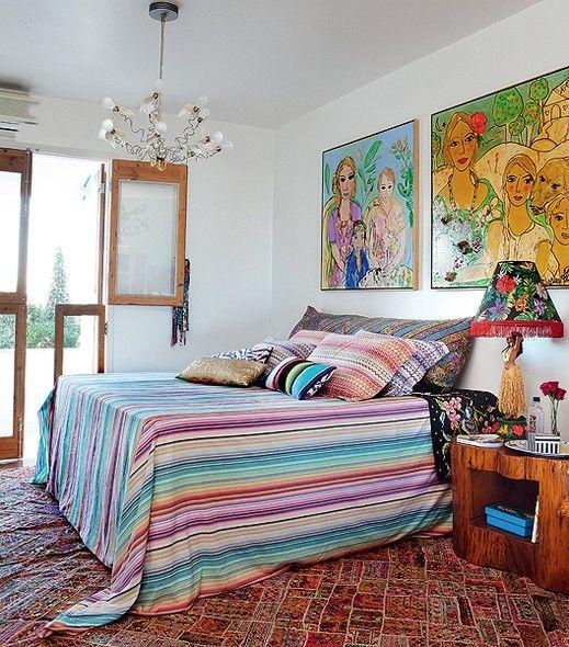 abajur para quarto de casal de havainas