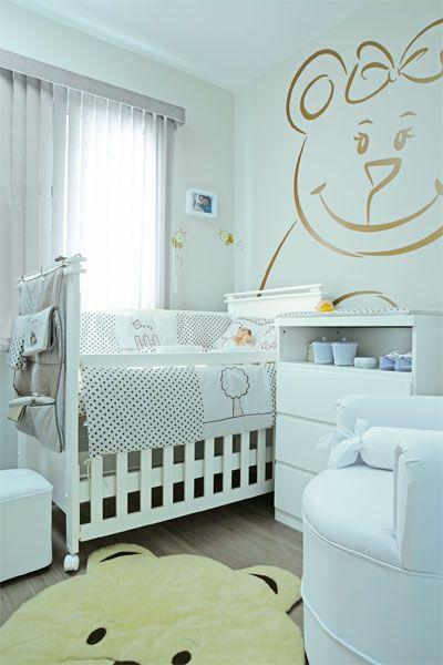quarto bebê peqeno