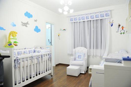 quarto branco