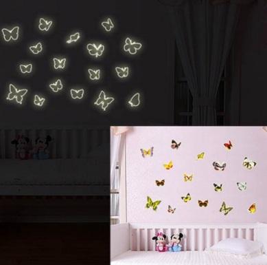 modelo de borboletas
