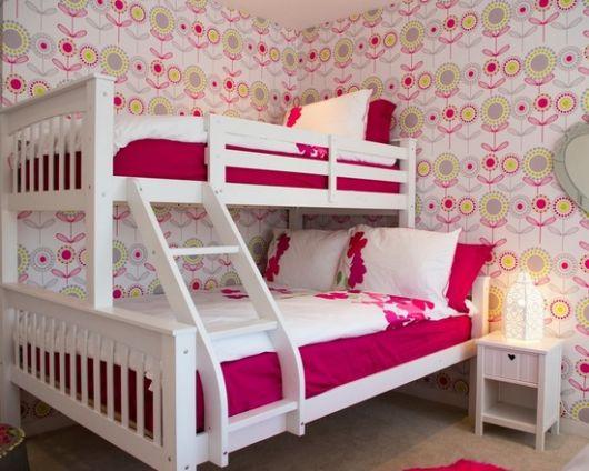 beliche com cama de casal