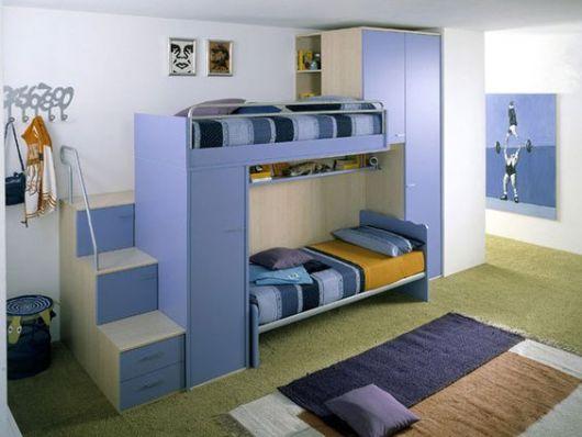 beliche com armário