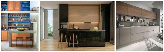 projetos de cozinhas modernas
