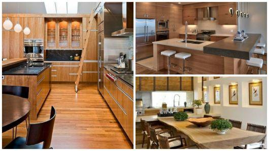 ideias para cozinha de luxo